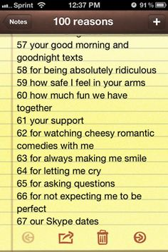 Long Distance Quotes : 100 reasons why i love you 365 Note Jar, 365 Jar, Jar Notes, Love You Boyfriend, Boyfriend Gifts, Surprise Boyfriend, Cute Love, Love Him, My Love