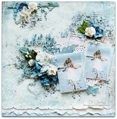 Hi there lovelies, thanks for stopping by.   Today I have a layout to share with you that I made for   2Crafty Chipboard  using some o...