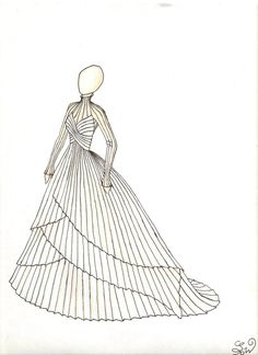 StarWarsWedding:The Dress by EllaNyx on DeviantArt