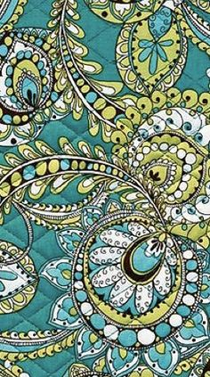 Vera Bradley  Peacock Love this pattern one of my favorites, who am I kidding I love all my Vera's