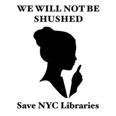 Save NYC Libraries
