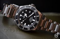 The new Tudor Pelagos With Tudor's First In-House Movement #Baselworld2015