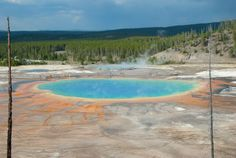 photos of sacred places | Yellowstone | Sacred Places of Beauty and Inspiration