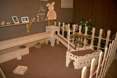 House Rabbit Environments - Hutches, Cages - ​​BunnyGroomer.com …