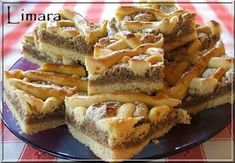 Recipes, bakery, everything related to cooking. Hungarian Recipes, Apple Pie, Quiche, Cookie Recipes, Waffles, French Toast, Bakery, Lime, Cookies