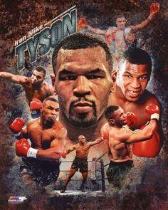 mike tyson fight poster ile ilgili görsel sonucu
