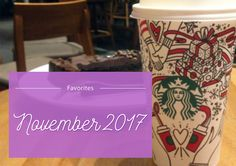 My wi-fi is back so my November favorites post is finally here! Enjoy! :D #Favorites #November #Lifestyle #Music #Food #Youtube #Christmas