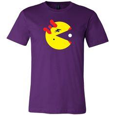 e1b329aace0 Classic Gaming Mrs. Pacman Men s T-Shirt