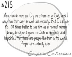 Cryaotic Confession #215 by ~CryaoticConfessions on deviantART http://cryaoticconfessions.deviantart.com/art/Cryaotic-Confession-215-366131745