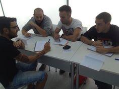 Dinámicas en grupo 11