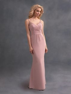 Alfred Angelo Bridesmaids 7399L  Alfred Angelo Bridesmaids Perfect Fit Bridal |Tuxedos | Prom® - Michigan's largest bridal and prom store