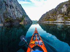 Nærøyfjord, Norway.