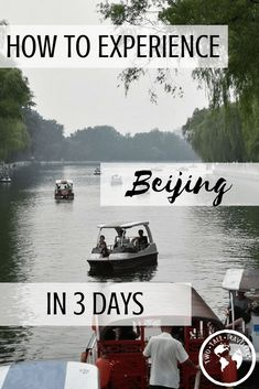 Are you in Beijing for only a few days? We have put together all of the best sights to see in Beijing in a nice compact schedule! Have a read to see what you could see.