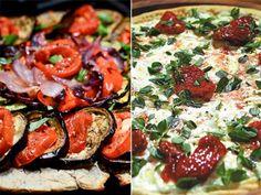 Coma sem culpa! Aprenda a preparar pizzas saudáveis e não saia da dieta - Fotos - R7 Além do Peso 3