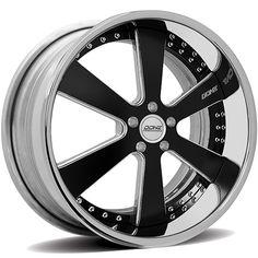 Donz Salerno Wheels