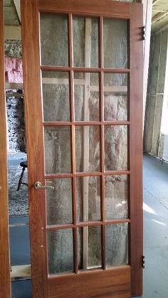 8 panel frosted glass interior door Hamilton Ontario image 1 | doors ...