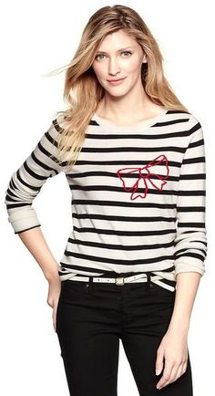 Gap Eversoft Bow Sweater - Lyst