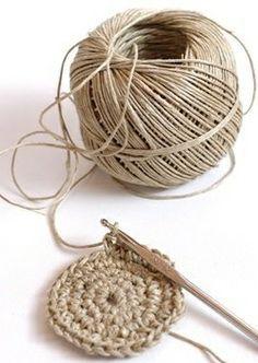 Relasé: Crochet: Come fare un cestino portaoggetti all'uncinetto? - spiegazioni…