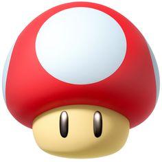Mushroom | Mario Kart 8