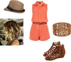 """""""romper"""" by jelli-bean on Polyvore"""
