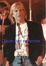 JUSTIN HAYWARD  (Moody Blues) VINTAGE CONCERT PHOTO
