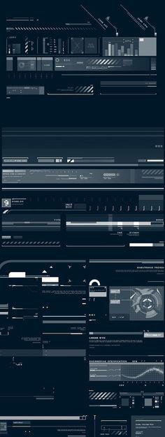 Z-DESIGN Tech Brushes Set v5