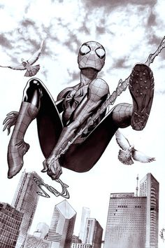 The Amazing Spider-Man by Jorge Molina