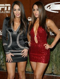 The Bella Twins Week In Photos February 6th-12th 2011