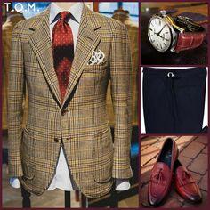 BUSINESS STYLE: Zaremaba(Sport Coat)-Seiko(Watch)-Luxire(Slacks)-Just A Men Shoe(Shoes)