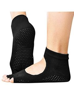 LMP Products Women's Half Toe Bella Style Grip Socks for Yoga, Pilates and Barre LMP Products http://www.amazon.com/dp/B00WRMPQOY/ref=cm_sw_r_pi_dp_8ldNvb11FR3N7