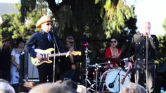 Dave Alvin and the Guilty Ones, with Phil Alvin, covering Southern Flood Blues.