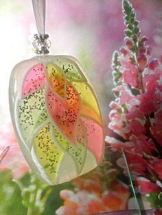 Crystal Leaves