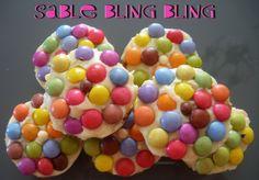 GATEAU GAGA - Love cakes: Sablés Bling Bling
