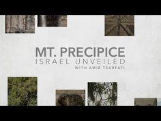 Amir Tsarfati: Israel Unveiled Volume 1: Mt Precipice - YouTube Sea Of Galilee, Israel, Bible, Social Media, Steps Youtube, Jesus Saves, Romans, Beautiful Places, Southern