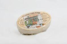 Bonrus - Queso de Vaca y Oveja pasteurizada Elaborado por Caseificio Dell Alta Langa , Italia