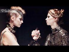 Inspired by Cavalli: Round One Fashion Film by Charlie Wan | FashionTV - FTV