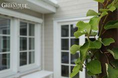 Seilzug für Rankenpflanzen Greenville - Architektur