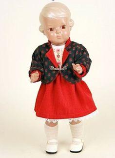 Schildkroet-Puppenkleidung-Trachtenkleid-fuer-41-cm-grosse-Puppen