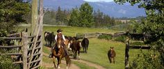Echo Valley Ranch and Spa - Western Canada