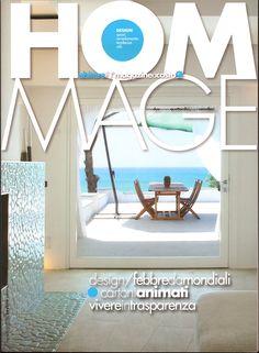 Villa TiMe, seaside Villa near Rome by Gabriele Mazzei