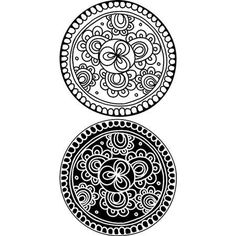Wall Pops Bali Set 4 Dots Wall Stickers - Wall Sticker Outlet