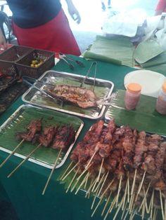 Bangus barbeque
