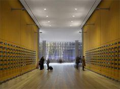 Нью-Йорк TimesHeadquarter, Нью-Йорк, 2007 - RPBW - Ренцо Пьяно Строительство Семинар
