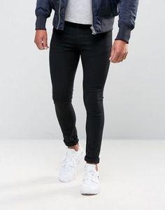 New Look Super Skinny Jeans In Black