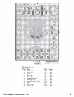 Just Cross Stitch Patterns (p 282.)   Learn Crafts is facilisimo.com