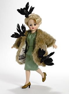 Madame Alexander 'The Birds' Doll. (!?)