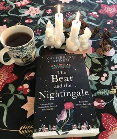 The Bear and the Nightingale - boganbefaling Robin Hobb, Nightingale, Fairy Tales, Bear, Books, Beautiful, Libros, Book, Fairytail