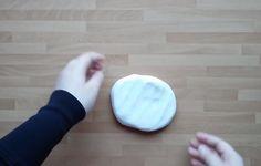 DIY EASY Make Your Own Clay wtih 3 ingredients | GDS: Din egen lera på 3 Ingredienser https://www.youtube.com/watch?v=vszeCcjkx2Y&feature=youtu.be