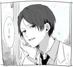 Kageyama Tobio, Haikyuu Fanart, Haikyuu Anime, Anime Chibi, Hottest Anime Characters, Haikyuu Characters, Chibi Sketch, Akaashi Keiji, Karasuno