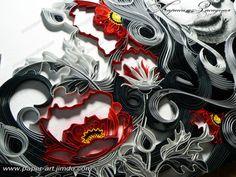 Inspiration in Quilling www.zasadnaya.ru